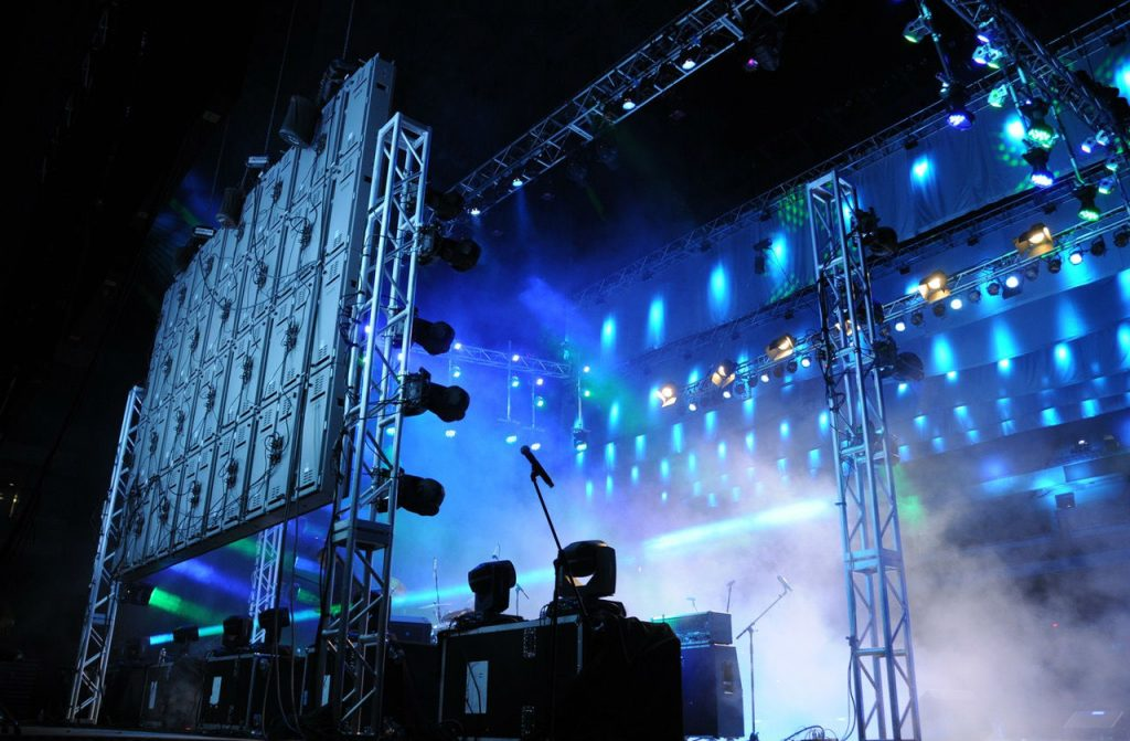 Advantages of companies of event production