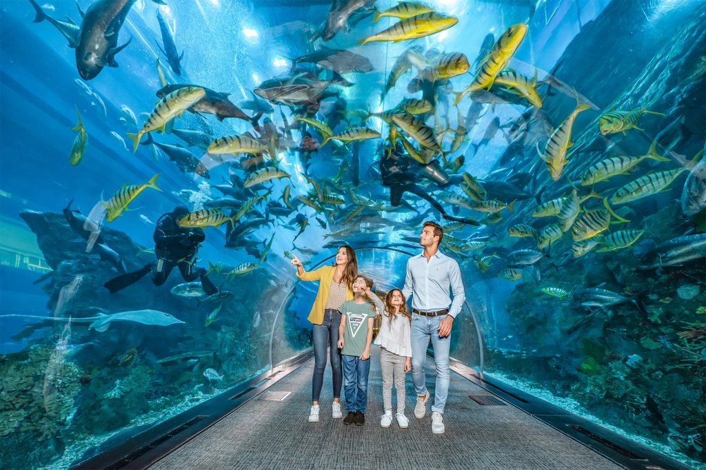 Four Best Things to Do in Dubai with Kids