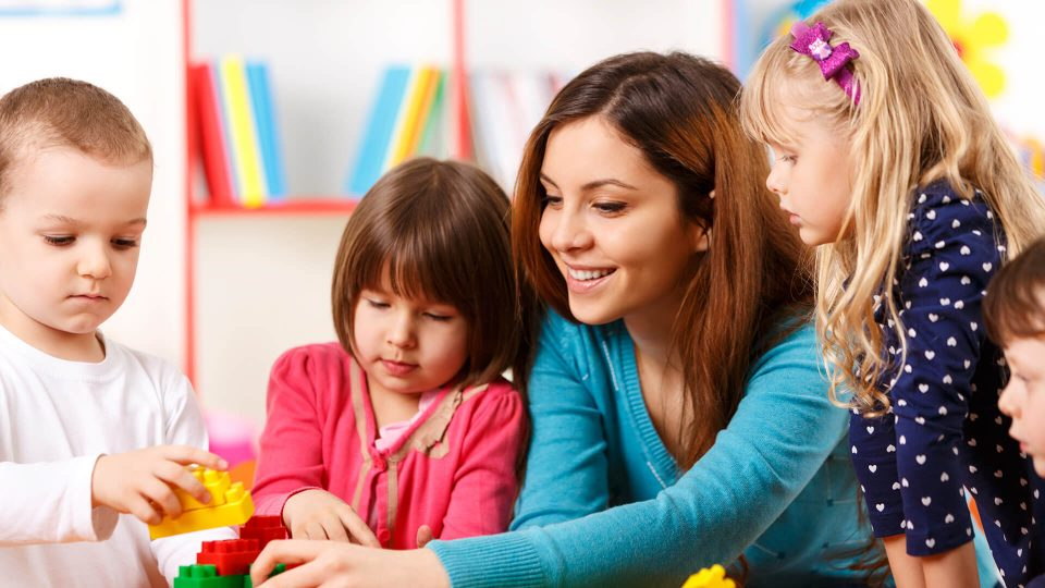 How Does A Nursery Help A Child In His Early Years